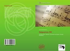 Sequenza XII kitap kapağı