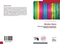 Bookcover of Weißer Stein