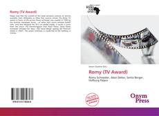 Bookcover of Romy (TV Award)