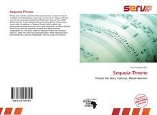 Capa do livro de Sequoia Throne