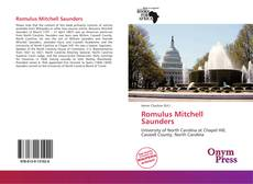 Bookcover of Romulus Mitchell Saunders