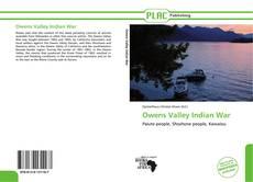 Owens Valley Indian War的封面
