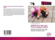Обложка UNICEF East Asia and Pacific Regional Office