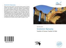 Portada del libro de Sratsimir Dynasty
