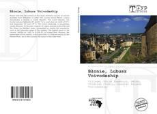 Capa do livro de Błonie, Lubusz Voivodeship