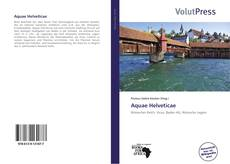 Aquae Helveticae的封面