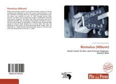 Borítókép a  Romulus (Album) - hoz
