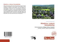 Borítókép a  Kłodnica, Lubusz Voivodeship - hoz