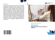 Aquarell的封面