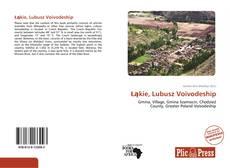 Łąkie, Lubusz Voivodeship的封面