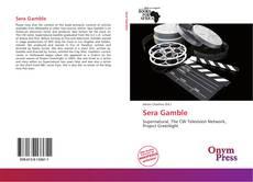 Buchcover von Sera Gamble