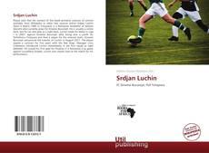 Bookcover of Srdjan Luchin