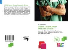 Обложка UNSW Lowy Cancer Research Centre
