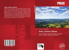 Copertina di Gola, Gmina Sława