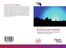Bookcover of Román Arrieta Villalobos