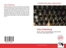 Bookcover of Telos Publishing