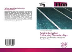 Capa do livro de Telstra Australian Swimming Championships
