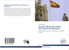 Serafín María de Sotto, 3rd Count of Clonard kitap kapağı