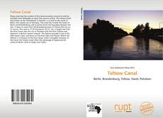 Teltow Canal kitap kapağı