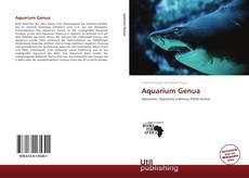 Buchcover von Aquarium Genua