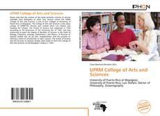 Portada del libro de UPRM College of Arts and Sciences