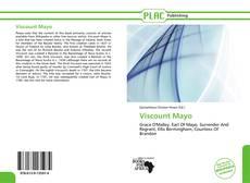 Viscount Mayo kitap kapağı