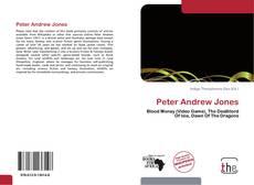 Capa do livro de Peter Andrew Jones