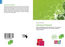 Couverture de Viscount Samuel