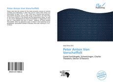 Borítókép a  Peter Anton Von Verschaffelt - hoz