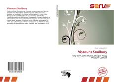 Bookcover of Viscount Soulbury