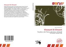 Bookcover of Viscount St Vincent