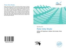 Bookcover of Peter Atte Wode