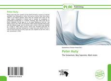 Bookcover of Peter Auty