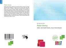 Capa do livro de Peter Avery