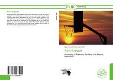 Ron Brewer kitap kapağı
