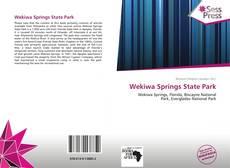 Capa do livro de Wekiwa Springs State Park