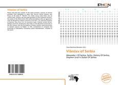 Višeslav of Serbia的封面