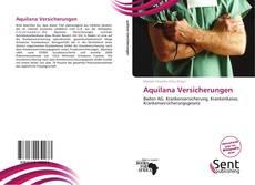 Copertina di Aquilana Versicherungen