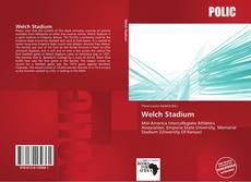 Buchcover von Welch Stadium