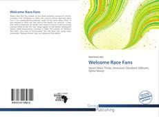 Buchcover von Welcome Race Fans