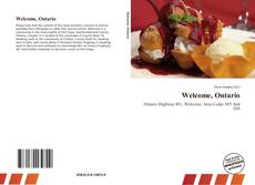 Couverture de Welcome, Ontario