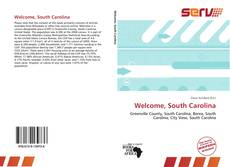 Bookcover of Welcome, South Carolina