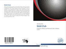 Bookcover of Weld Club