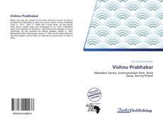 Portada del libro de Vishnu Prabhakar