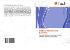 Vishnu Ramkrishna Karkare kitap kapağı