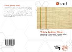 Portada del libro de Vishnu Springs, Illinois