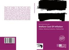 Bookcover of Welfare Cost Of Inflation