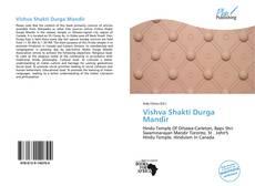 Vishva Shakti Durga Mandir kitap kapağı