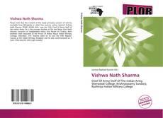 Bookcover of Vishwa Nath Sharma