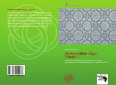 Buchcover von Vishwambhar Dayal Tripathi
